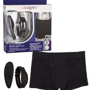 Remote Control Boxer Brief Set M/L