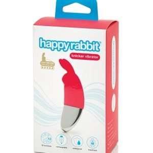 Happy Rabbit Panty Vibe (Non Remote) - Pink